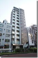Exterior 2 of Musee Minamiazabu Apartment Tokyo Rent