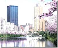 Exterior 2 of La Tour Iidabashi Rentals Tokyo Apartment