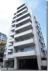 Exterior 2 of Castalia Takanawa Rentals Tokyo apartment