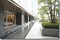 Exterior 4 of Takanawa The Residence Rentals Tokyo Apartment