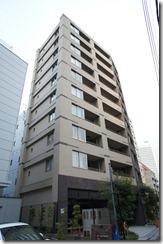 Exterior 2 of Park Habio Akasaka Hikawacho Rentals Tokyo Apartment