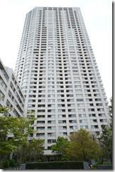 Exterior 3 of Takanawa The Residence Rentals Tokyo Apartment