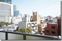 View from Roppongi Residence