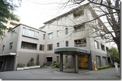 Exterior 1 of K6 Court Rent Tokyo Apartment