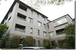 Exterior 2 of K6 Court Rent Tokyo Apartment