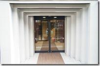 Entrance 2 of Roppongi Residences Apartment Tokyo