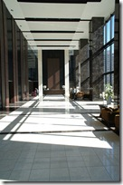 Entrance lobby 3 of City Tower Ariake Rent Tokyo Apartment