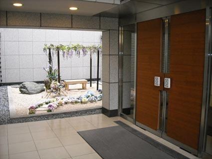 Grass Green Shoto Apartment For Rent Plaza Homes