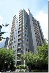 Exterior 3 Park Court Roppongi Hilltop Residence