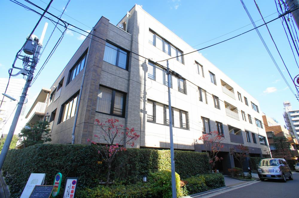 Roppongi green terrace apartment for rent plaza homes for 12th avenue terrace apartments