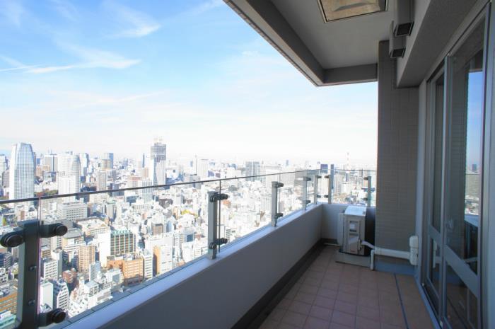 La Tour Shiodome