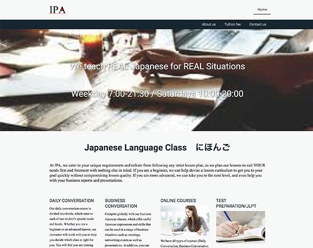 IPA Language Academy