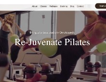 Re-Juvenate Pilates