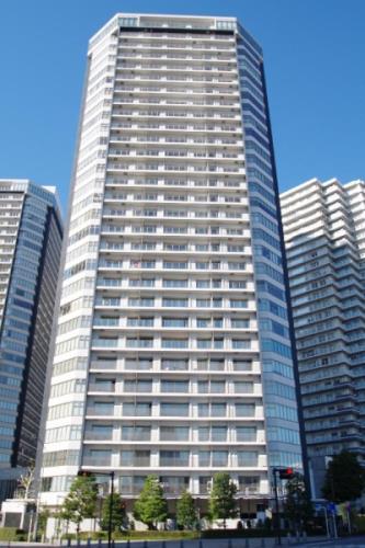 Exterior of ブリリアグランデみなとみらい オーシャンフロントタワー