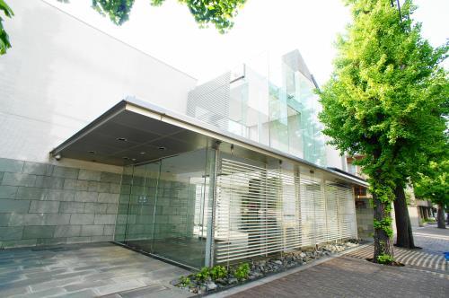 Exterior of Garden Passage Hiroo