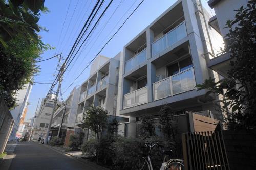 Exterior of Prime Urban Meguro-mita
