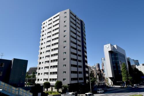 Exterior of Grand Suite Minami-Azabu