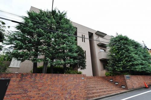 Exterior of 長谷川アパートメント