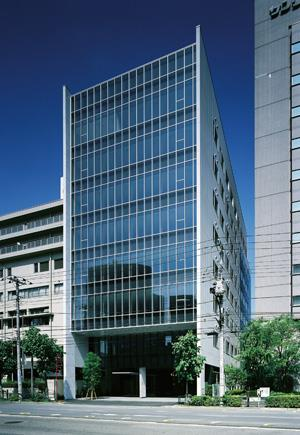 Exterior of Shinagawa Cannal Building