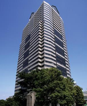 Exterior of 赤坂パークビル