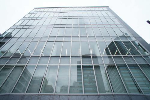 Exterior of Nishi-Shimbashi PR-EX
