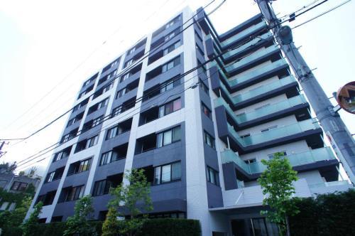 Exterior of Park Axis Daikanyama