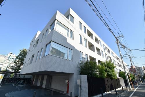 Exterior of パークハウス中目黒