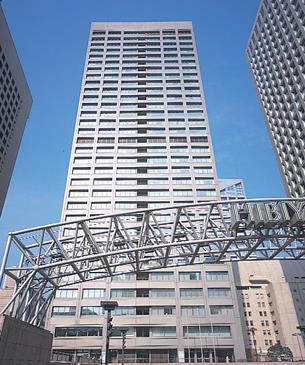 Exterior of Hibiya Kokusai Building