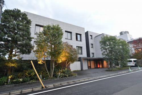 Exterior of Grand Maison Shoto