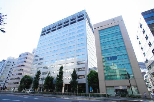 Exterior of Shibadaimon Heights