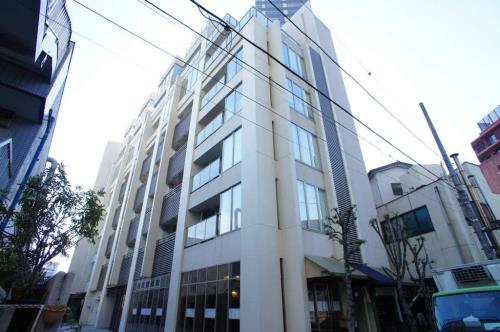 Exterior of Roppongi MK Art Residence