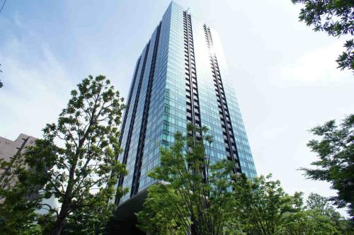 Exterior of City Tower Azabu-Juban