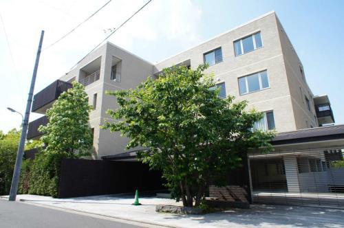 Exterior of Garden Takanawa
