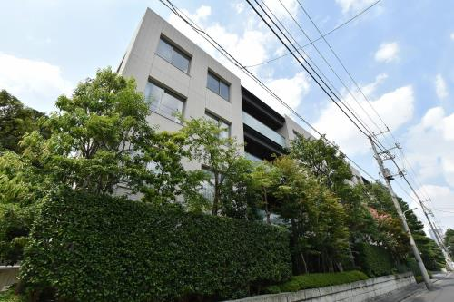 Exterior of 代々木パークハウス PRIME HILLS