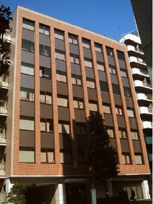 Exterior of Ichiboshi Shiba Building