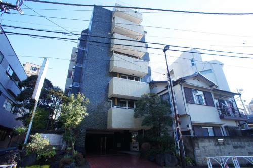 Exterior of メゾンブーケ