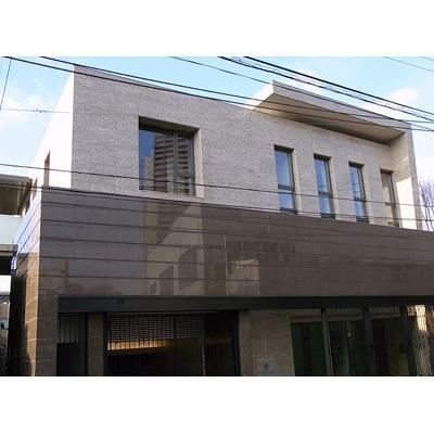 Exterior of Garden Court Daikanyama