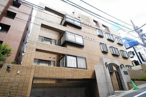 Exterior of Land Stage Shibuya