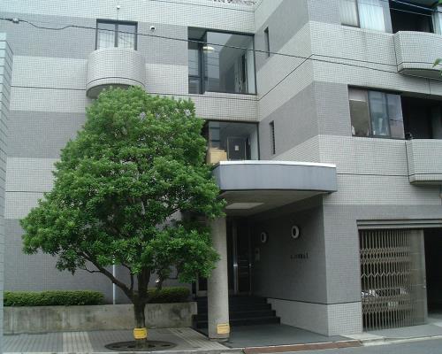 Exterior of RAYHAUS Hanabusayama 2