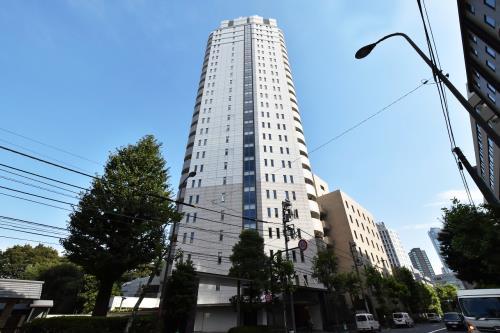 Exterior of 乃木坂パークハウス
