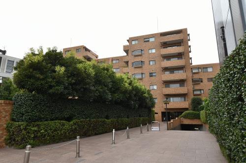 Exterior of シャンボール常磐松