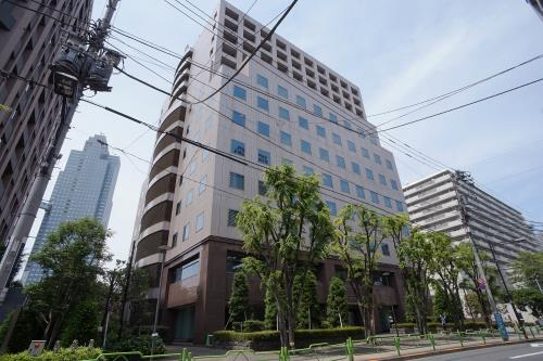 Exterior of Luciman Tsukishima