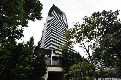 Exterior of アートヴィレッジ大崎ビュータワー