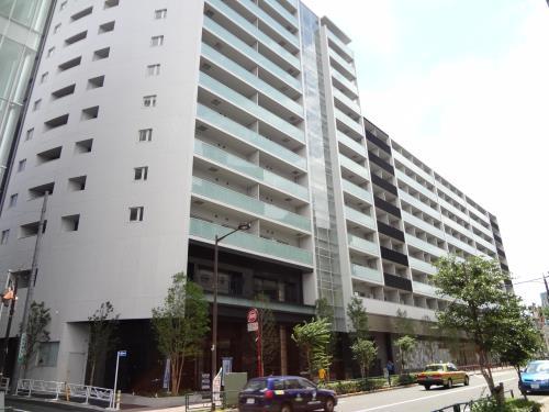 Exterior of Park Habio Shibuya-Honmachi Residence