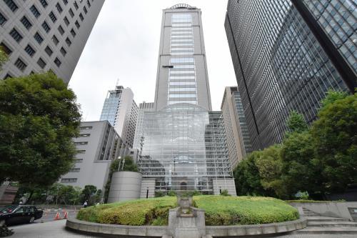Exterior of Otemachi Nomura Building