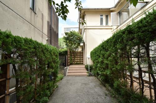 Exterior of Sakurai House A