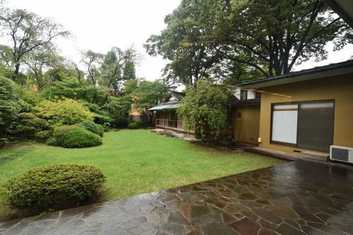 Exterior of Tokugawa Village