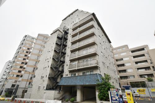 Exterior of 麻布永坂レジデンス