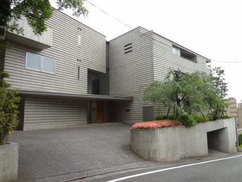 Exterior of Seizankyo