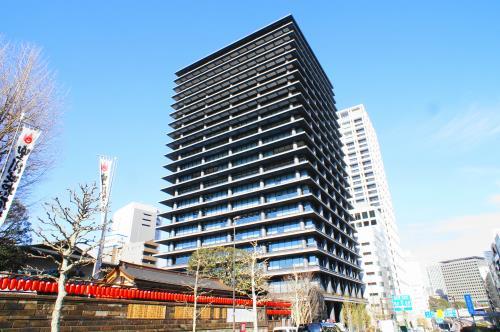 Exterior of エル・セレーノ元赤坂レジデンス